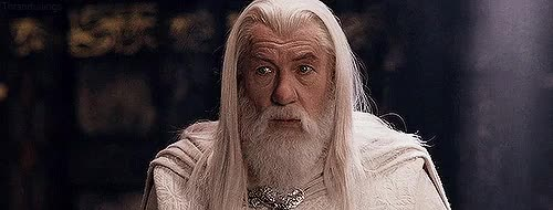 Watch Gandalf GIF on Gfycat. Discover more related GIFs on Gfycat