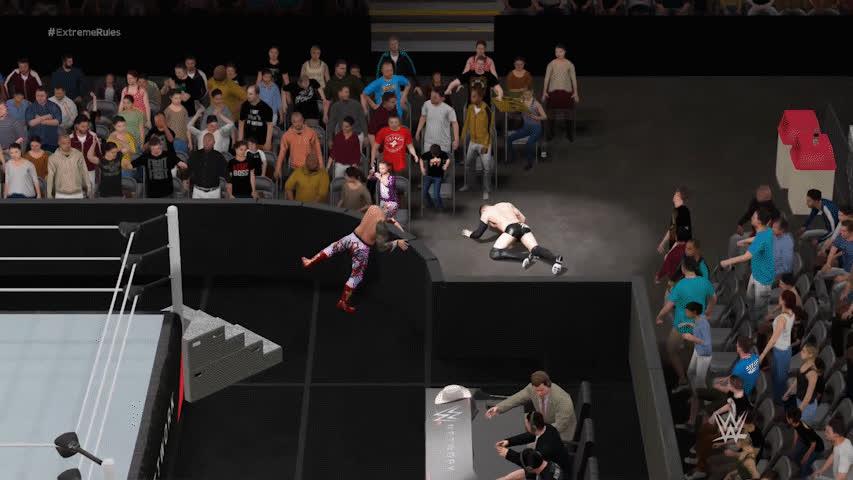 WWEGames, wwegames,  GIFs