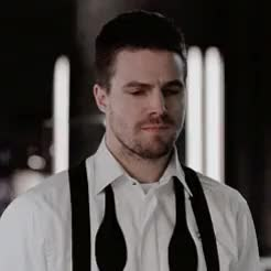 Watch and share Oliver Queen GIFs and Oliversmoak GIFs on Gfycat