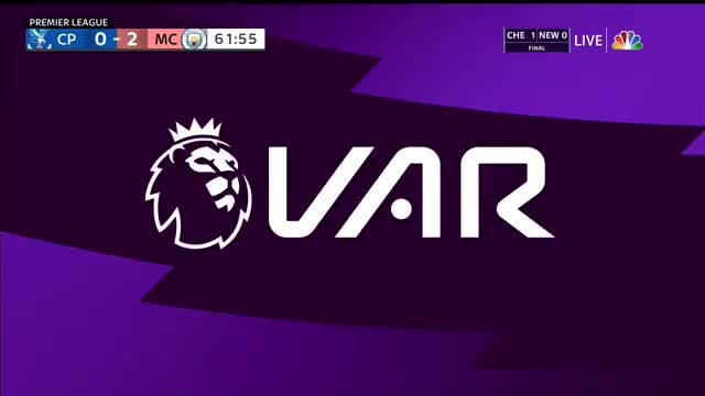 Watch and share Premier League Soccer: Crystal Palace Vs. Manchester City | NBC | Clippit GIFs on Gfycat