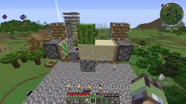Watch and share Minecraft 1.14.4 2019-10-13 22-24-22 GIFs by capriciousclown on Gfycat