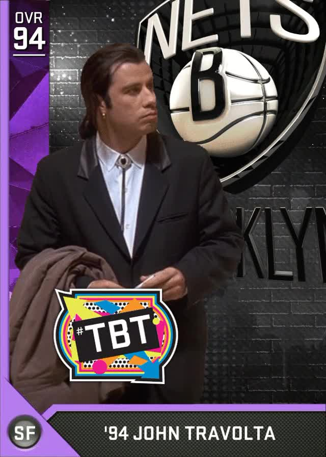 Watch Waiting for roster updates like GIF on Gfycat. Discover more John Travolta, NBA2k, confusedtravolta GIFs on Gfycat