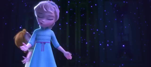 Watch and share Elsa Child Freezing Floor GIFs by AzureBeast on Gfycat