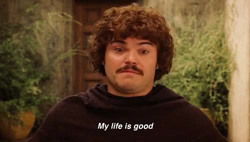 Watch and share Nacho Libre GIFs on Gfycat