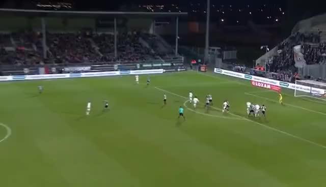 Angers SCO - Girondins de Bordeaux (1-1)  - Résumé - (SCO - GdB) / 2016-17