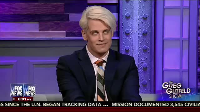 Watch and share Milo Yiannopoulos GIFs and Greg Gutfeld GIFs on Gfycat