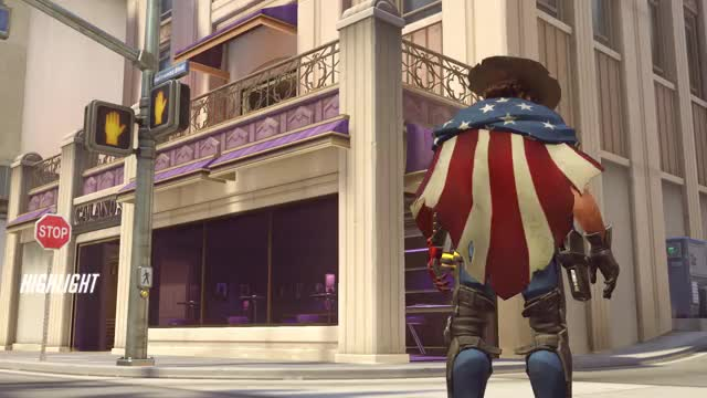 Watch pocket mercy eliminated 19-03-03 01-22-42 GIF by @concepts on Gfycat. Discover more highlight, mccree, overwatch GIFs on Gfycat
