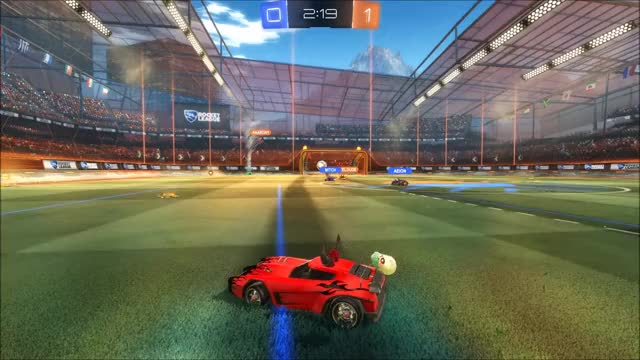 Watch and share Rocket League GIFs and Rumble GIFs by Solomon Grundy on Gfycat