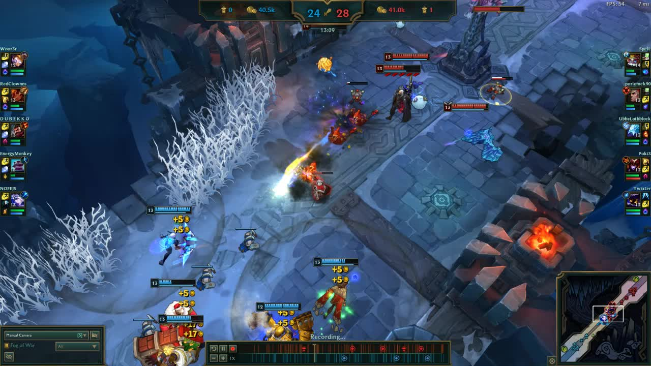 leagueoflegends, ARAM Shyvana Bug 1 GIFs