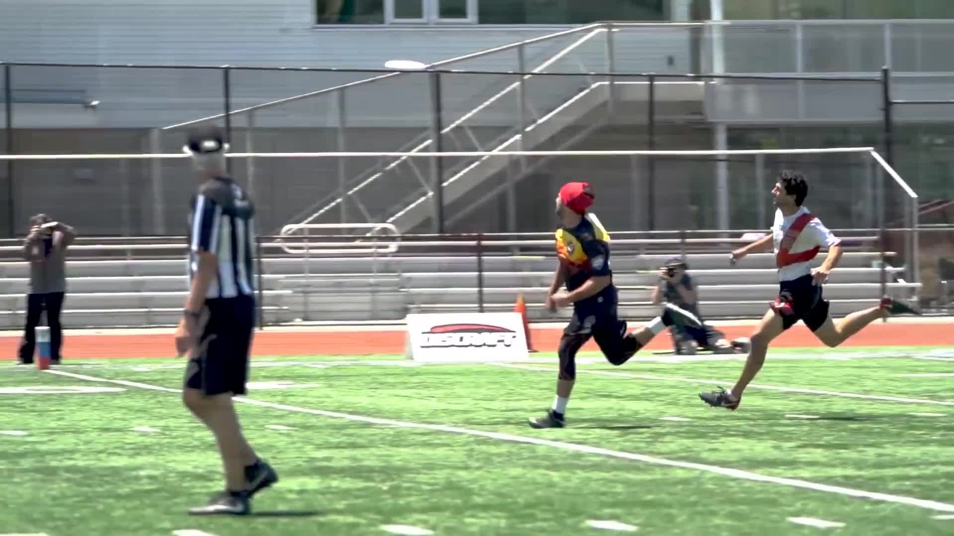 american ultimate disc league, audl, highlights, kyle henke, top 10, ultimate, ultimate frisbee, Lior Givol Layout Goal GIFs