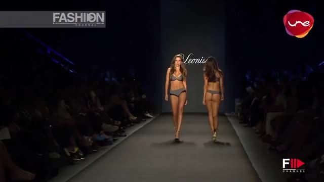 Watch LEONISA 2013 GIF on Gfycat. Discover more catwalk, daniela pinedo, fashion show GIFs on Gfycat