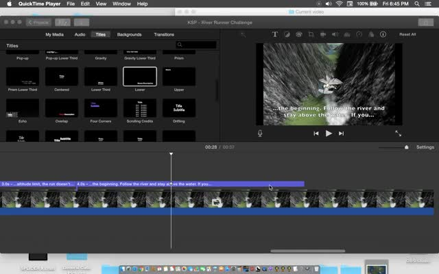 Watch iMovie deletes my titles GIF by @fireheart318 on Gfycat. Discover more related GIFs on Gfycat