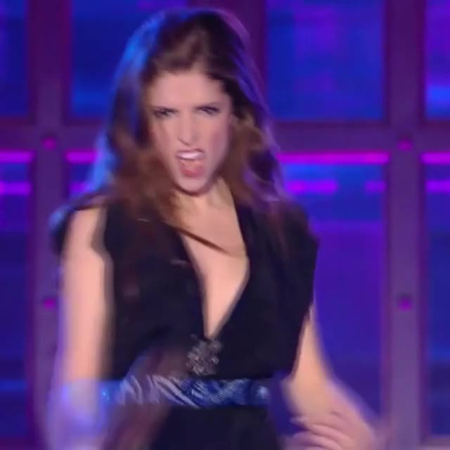anna Kendrick at it another time