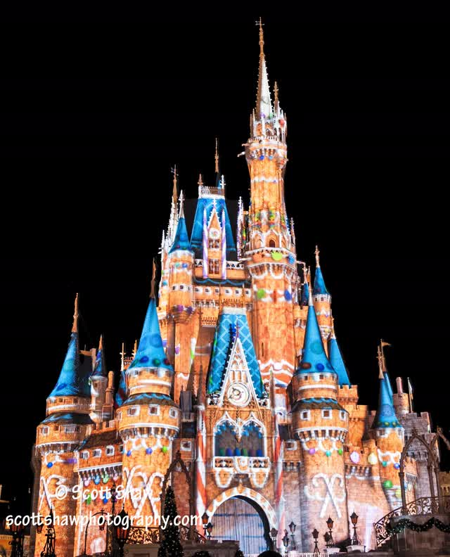 Watch and share Cinderella Castle GIF (click On Image To Activate GIF Animation) GIFs on Gfycat