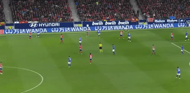 Watch and share Iñaki Williams Speed Vs Atletico 18-19 GIFs by FIFPRO Stats on Gfycat