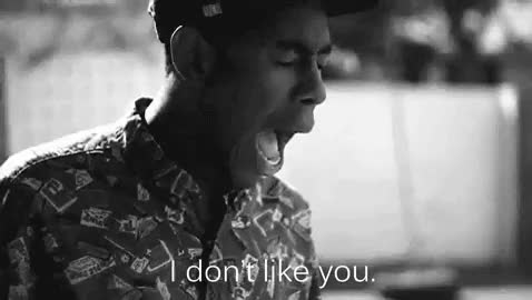Watch and share New Trending GIF On . Tyler The Creator I Dont Like You. Follow Me CooliPhone6Case On Twitter Facebook Google Instagram LinkedIn Blogger Tumblr Youtube GIFs on Gfycat