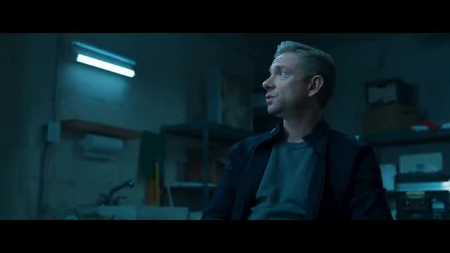 Watch and share Martin Freeman GIFs and Andy Serkis GIFs on Gfycat