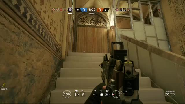 Jager made the jump to light speed... - Rainbow6 2