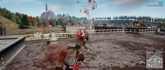 Watch Bitch !! ........ **dead** GIF on Gfycat. Discover more geforcegtx, shotwithgeforce GIFs on Gfycat
