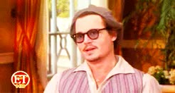 Watch this GIF on Gfycat. Discover more agif, interview, johnny depp GIFs on Gfycat