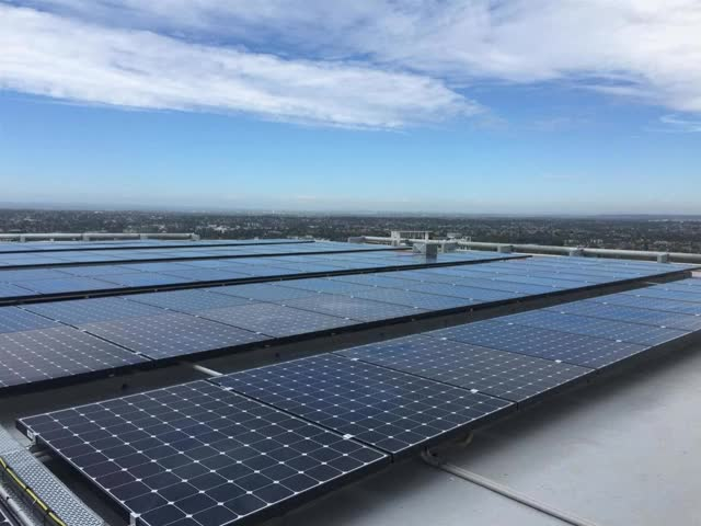 Watch and share Commercial Solar GIFs and Solar Solutions GIFs by spacesolar on Gfycat