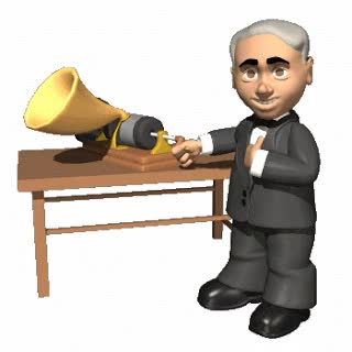 Watch and share Thomas Edison GIFs on Gfycat