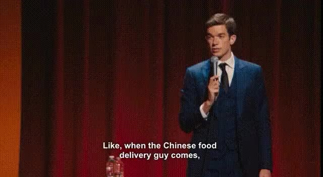 Watch and share John Mulaney GIFs on Gfycat