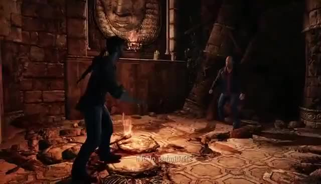 Watch UNCHARTED 3:AMISTADES PELIGROSAS #6 GIF on Gfycat. Discover more related GIFs on Gfycat