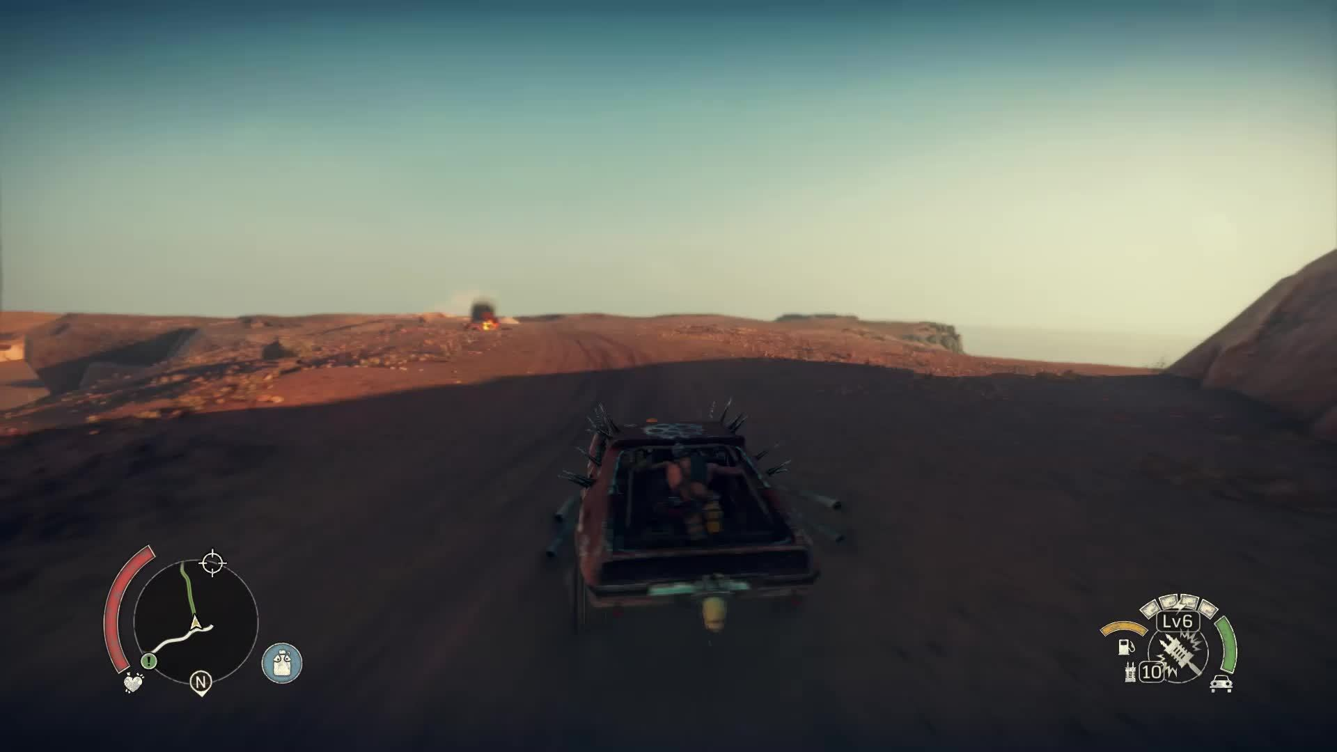 MadMaxGame, madmaxgame, The new roll feature caught me by surprise (reddit) GIFs