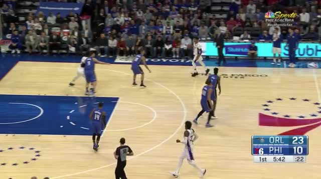Watch and share Philadelphia 76ers GIFs and Markelle Fultz GIFs by bladner on Gfycat