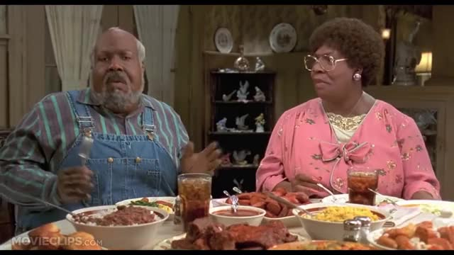Watch and share The Nutty Professor (10/12) Movie CLIP - Relations (1996) HD GIFs on Gfycat