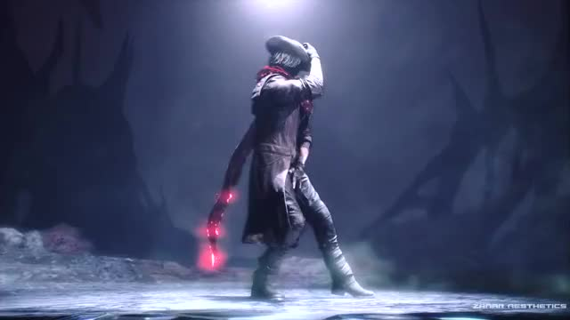 Watch and share Devil May Cry 5 - Dante Dancing Cutscene (DMC5 2019) PS4 Pro GIFs on Gfycat
