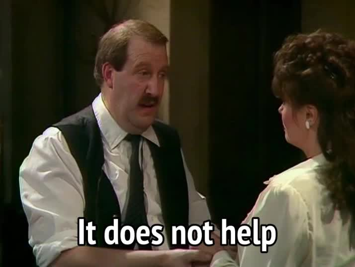 allo allo - It does not help GIFs