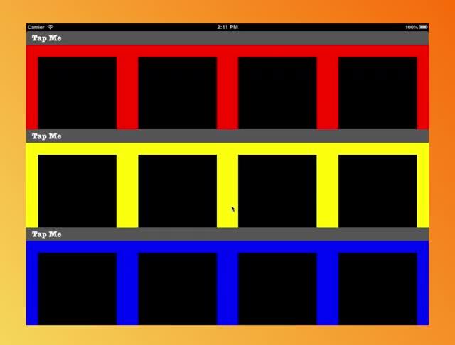Watch and share Jive Panels Prototype GIFs by John Ellenich on Gfycat