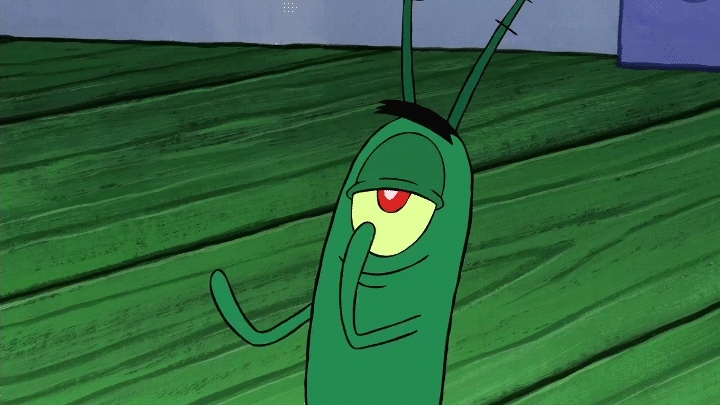 applause, clap, clapping, mr plankton, slow clap, spongebob, spongebob squarepants, Mr Plankton Slow Clap GIFs