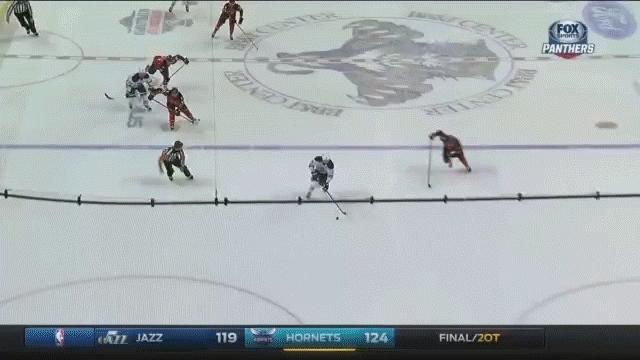 edmontonoilers, hockey, Taylor Hall (17) Wrist shot - ASST: Teddy Purcell (17) GIFs