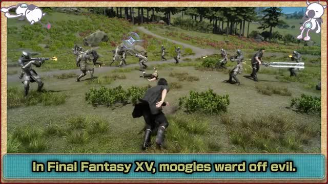 Watch and share Ff15 GIFs and Ffxv GIFs by milkypine on Gfycat