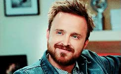 Watch and share Aaron Paul GIFs and Laugh GIFs on Gfycat