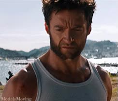 Watch and share The Wolverine Hugh Jackman Gif GIFs on Gfycat