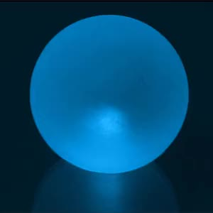 Watch and share Light Up Ball - Frosted Blue - White LED GIFs on Gfycat