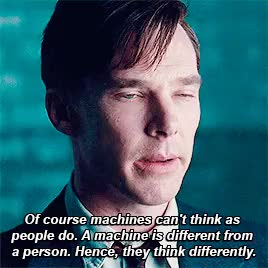 Watch and share The Imitation Game GIFs and Alan Turing GIFs on Gfycat