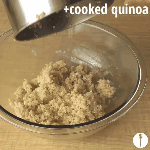 Watch and share Quinoa animated stickers on Gfycat