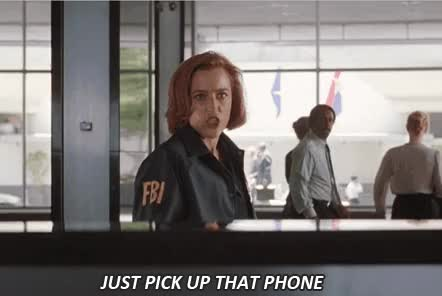 Watch 16 Dana Scully 'X GIF on Gfycat. Discover more related GIFs on Gfycat