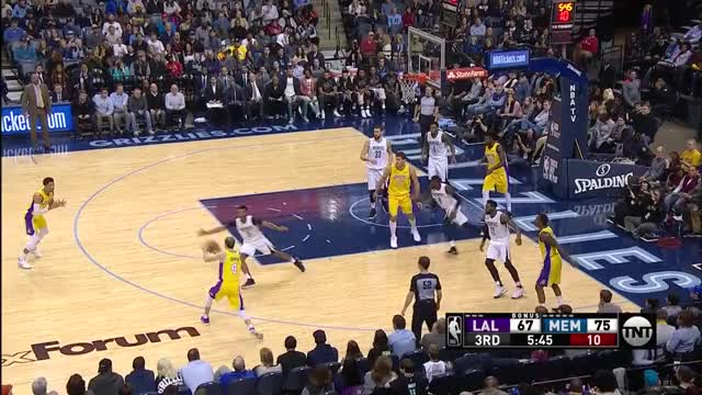 Watch and share Los Angeles Lakers GIFs and Memphis Grizzlies GIFs on Gfycat