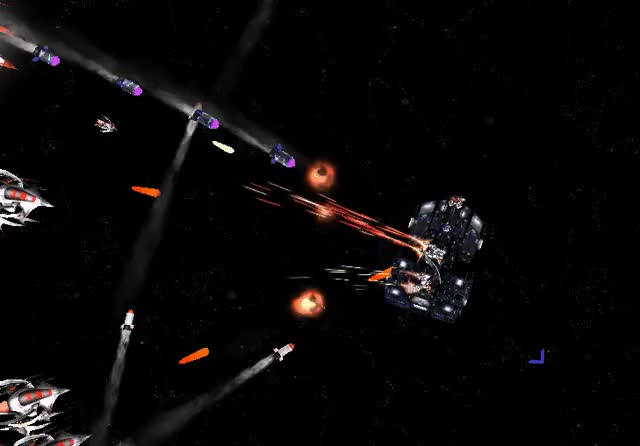 Watch Starlost: Vulkan Area Defense GIF on Gfycat. Discover more related GIFs on Gfycat