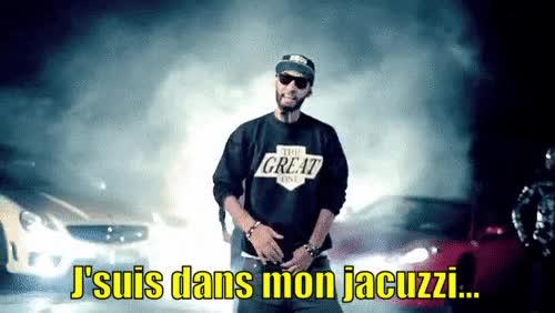 Watch and share La Fouine Jalousie Jacuzzi Gif Rap GIFs on Gfycat