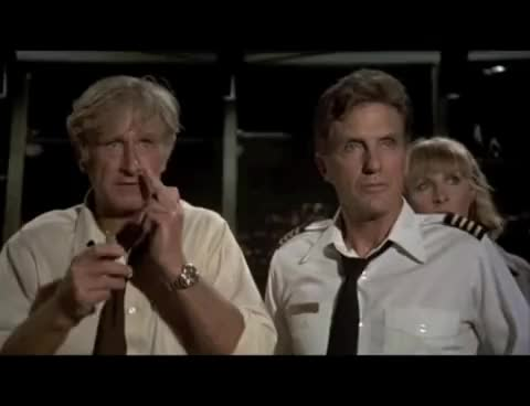 Watch and share Lloyd Bridges GIFs and Airplane GIFs on Gfycat