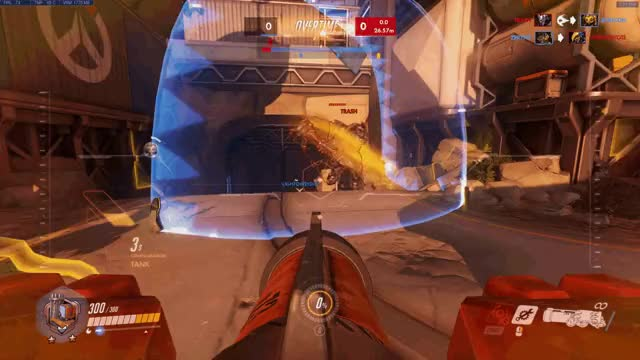Watch and share Overwatch GIFs and Funny GIFs by Xeno13 on Gfycat