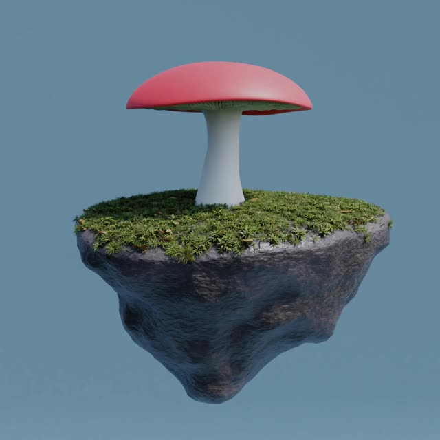 Watch Dispersal GIF by Carrtoonist (@carrtoonist) on Gfycat. Discover more 3D Animation, 3D Art, 3D Artist, 3D Modeling, 3d, Bioluminescent, Blender, Blender 3D, CGI, Fungi, Fungus, Mushroom, Mushrooms, Plano, Spore, Spores, Texas GIFs on Gfycat