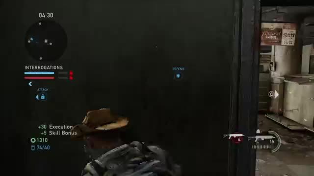 thelastofusfactions, This guy deserves an OSCAR! Most convincing death award. [GIF] (reddit) GIFs